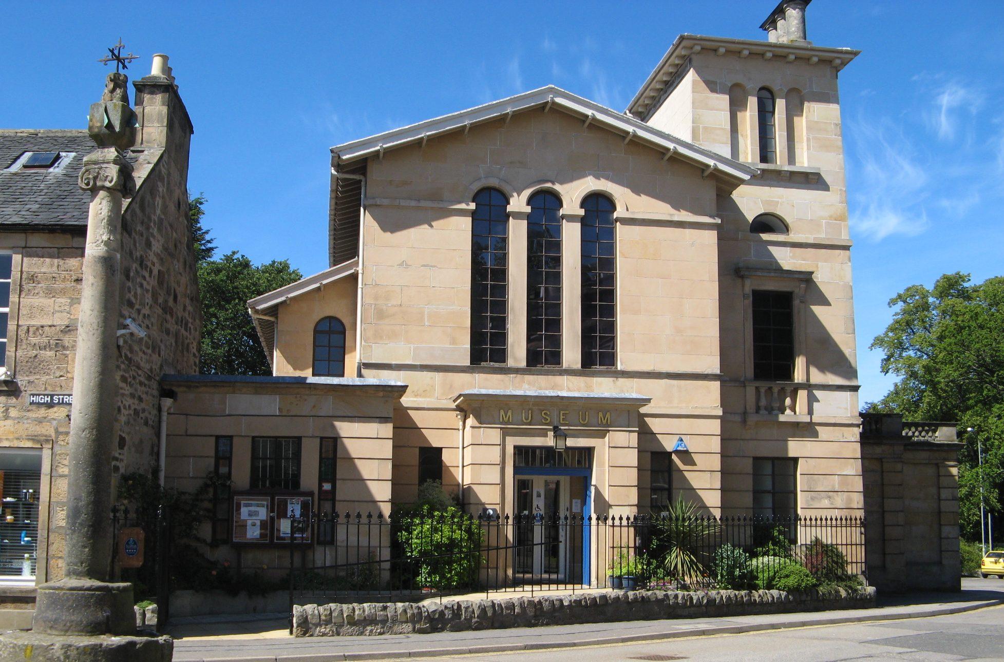 SUNDAY OPENING - VISIT ELGIN MUSEUM @ ELGIN MUSEUM | Scotland | United Kingdom