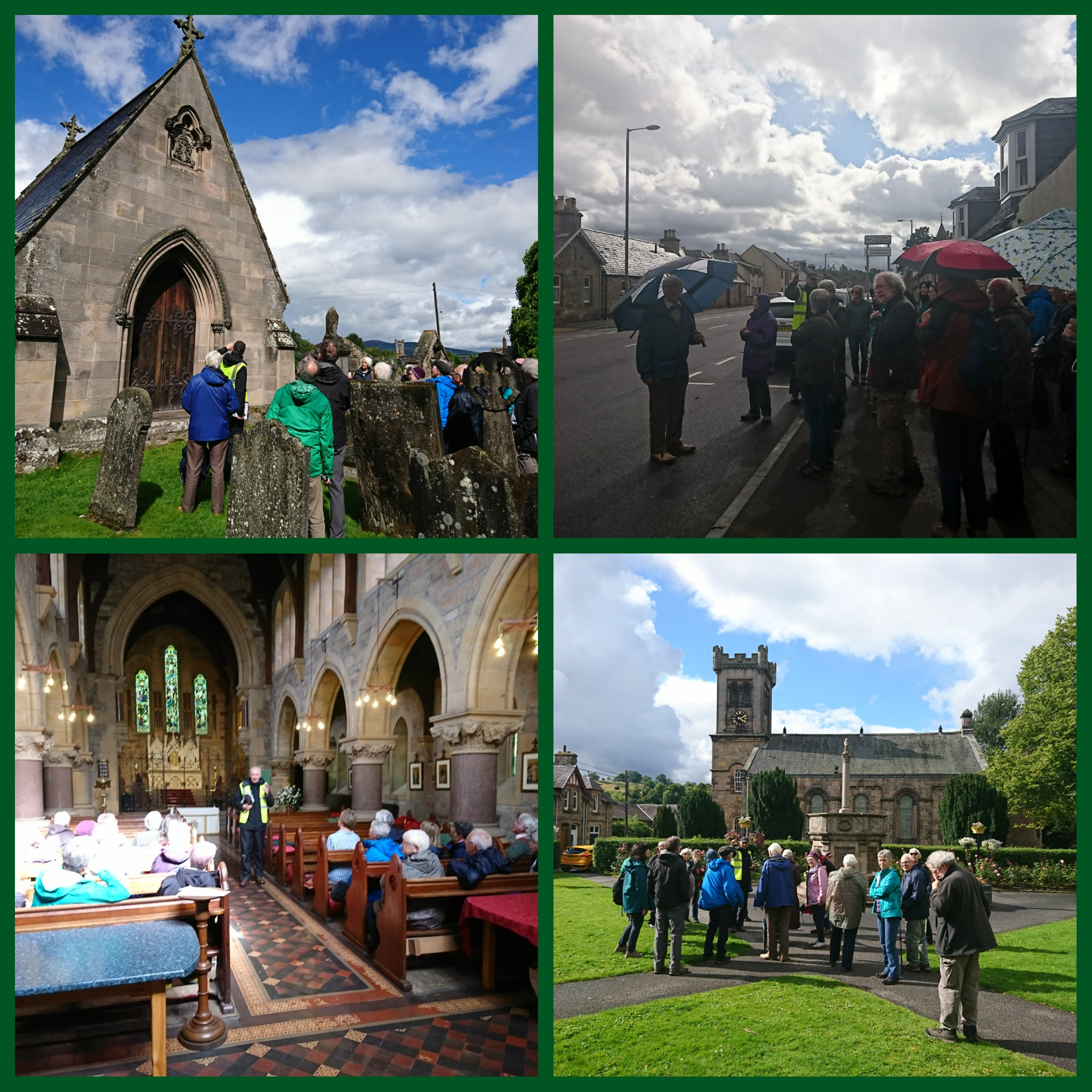 Aberlour walking tour