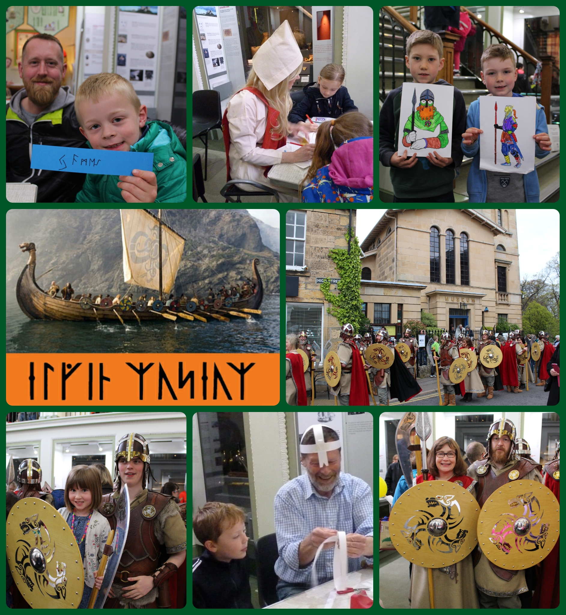 Viking invasion!