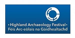 Highland Archaeology Festival logo