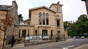 Meet the Artefacts - Cheese & Wine Evening @ Elgin Museum