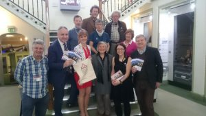 Launch of the Year of HHA Events Programme