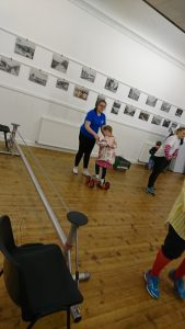 Theatre Modo's Circus Skills workshop