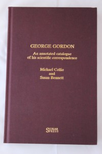George Gordon book cover