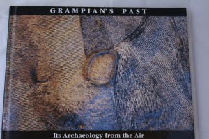 Front cover of book: Grampian's Past