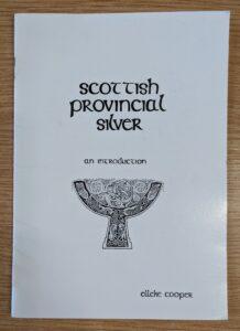 Scottish provincial silver